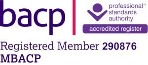About Me BACP Logo